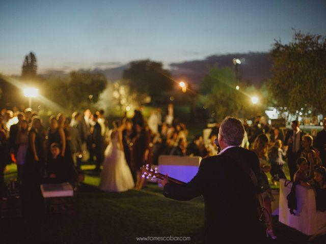 El casamiento de Jime y Eze en Mendoza, Mendoza 58