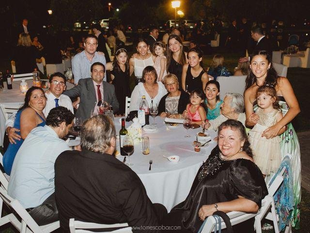 El casamiento de Jime y Eze en Mendoza, Mendoza 68