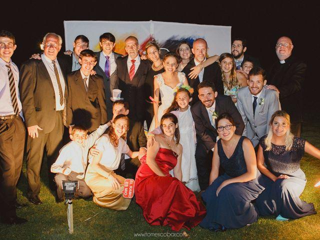 El casamiento de Jime y Eze en Mendoza, Mendoza 70