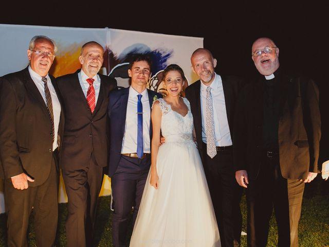 El casamiento de Jime y Eze en Mendoza, Mendoza 71
