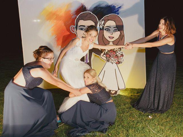 El casamiento de Jime y Eze en Mendoza, Mendoza 72