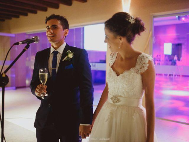 El casamiento de Jime y Eze en Mendoza, Mendoza 75