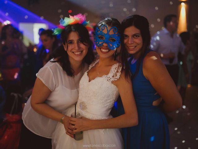 El casamiento de Jime y Eze en Mendoza, Mendoza 89