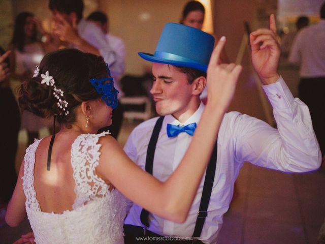 El casamiento de Jime y Eze en Mendoza, Mendoza 91