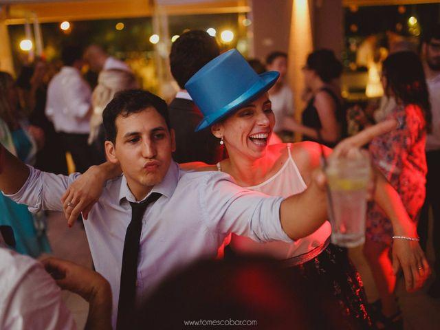 El casamiento de Jime y Eze en Mendoza, Mendoza 99