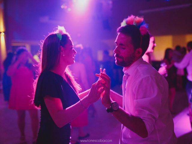 El casamiento de Jime y Eze en Mendoza, Mendoza 104