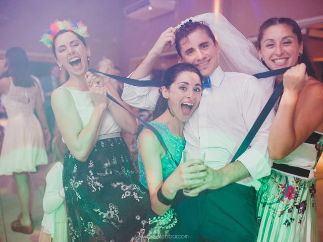 El casamiento de Jime y Eze en Mendoza, Mendoza 107