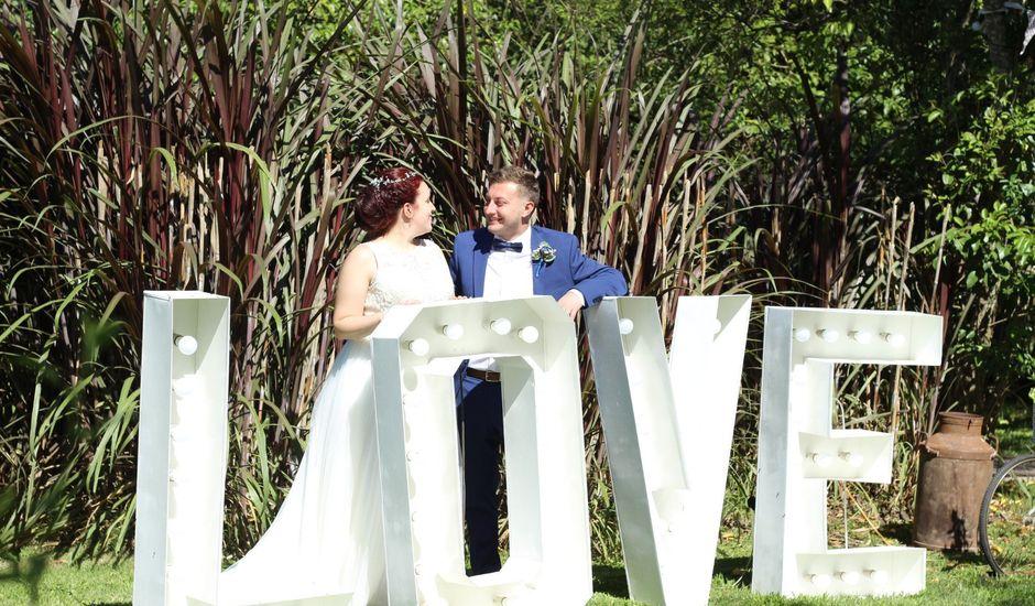 El casamiento de Mykhaylo y Celeste en Los Cardales, Buenos Aires