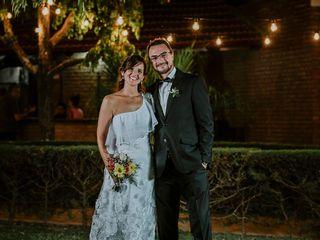 El casamiento de Pilar y Germán