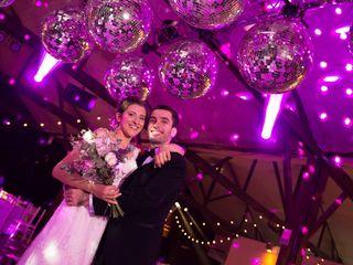 El casamiento de Lucia y Joaquín