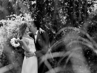 El casamiento de Solange y Mariano
