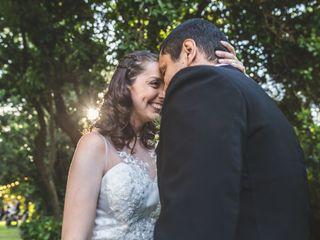 El casamiento de Sonia y Lucas