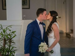 El casamiento de Ivi y Agus 1