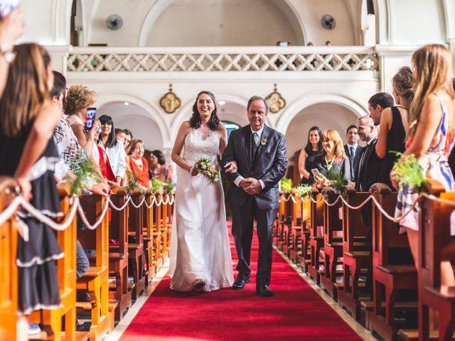 El casamiento de Lucas y Sonia en Don Torcuato, Buenos Aires 1