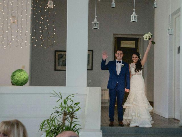 El casamiento de Ivi y Agus