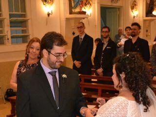 El casamiento de Román y María Laura 2