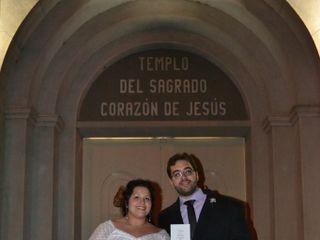El casamiento de Román y María Laura 3