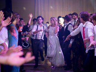 El casamiento de Marina y Tomás