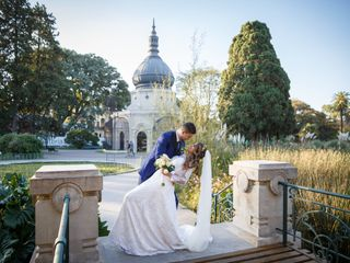 El casamiento de Erika y Eduardo