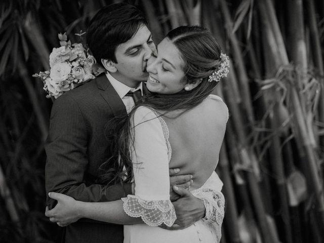 El casamiento de Paula y Juan Pablo
