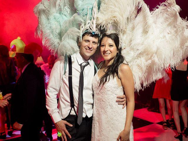 El casamiento de Santiago y Angie en Palermo, Capital Federal 20