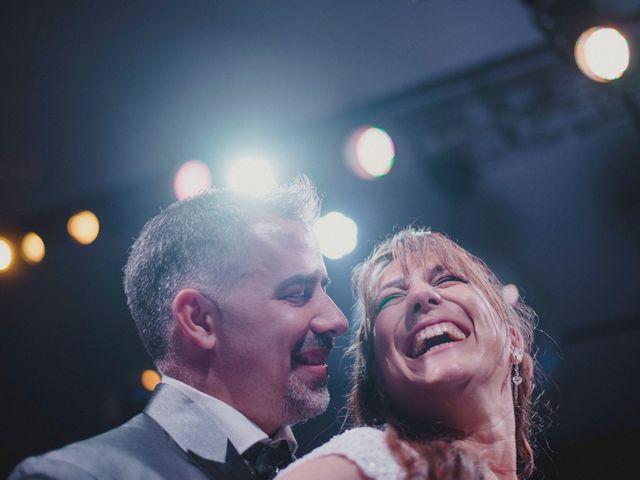 El casamiento de Alejandra y Pablo