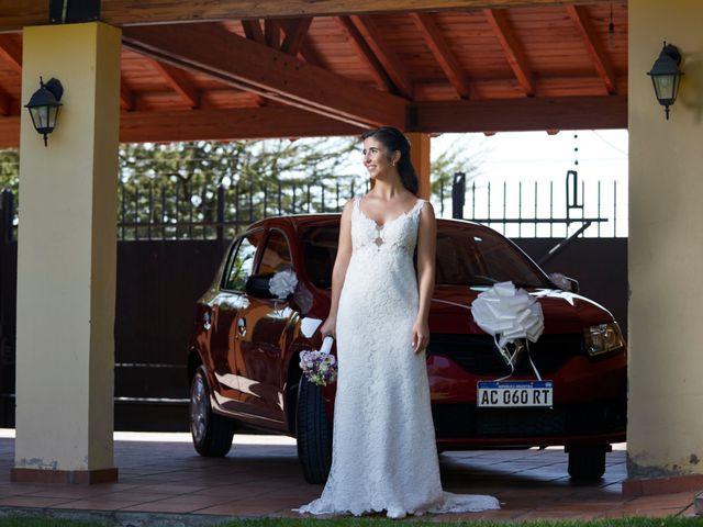 El casamiento de Sergio y Natalia en Maipu, Mendoza 13