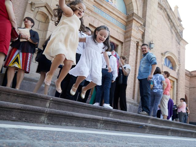 El casamiento de Sergio y Natalia en Maipu, Mendoza 15