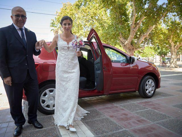 El casamiento de Sergio y Natalia en Maipu, Mendoza 17