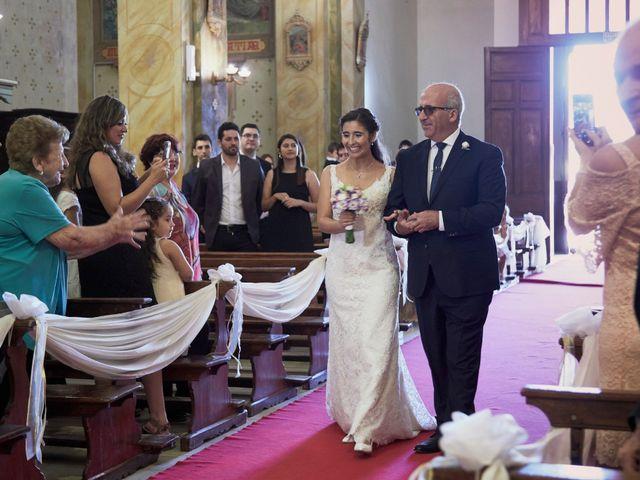 El casamiento de Sergio y Natalia en Maipu, Mendoza 19