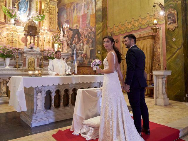 El casamiento de Sergio y Natalia en Maipu, Mendoza 20