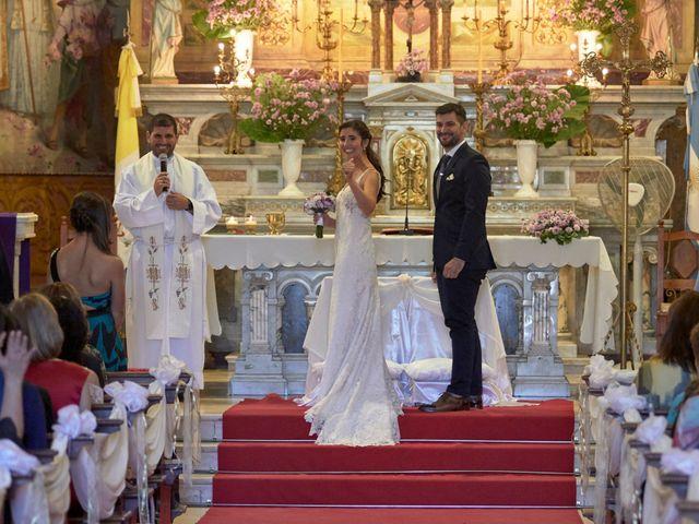 El casamiento de Sergio y Natalia en Maipu, Mendoza 23