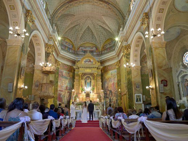 El casamiento de Sergio y Natalia en Maipu, Mendoza 24