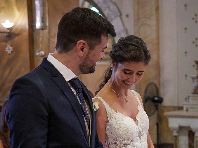 El casamiento de Sergio y Natalia en Maipu, Mendoza 27