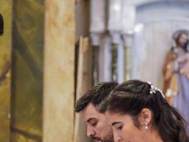 El casamiento de Sergio y Natalia en Maipu, Mendoza 28