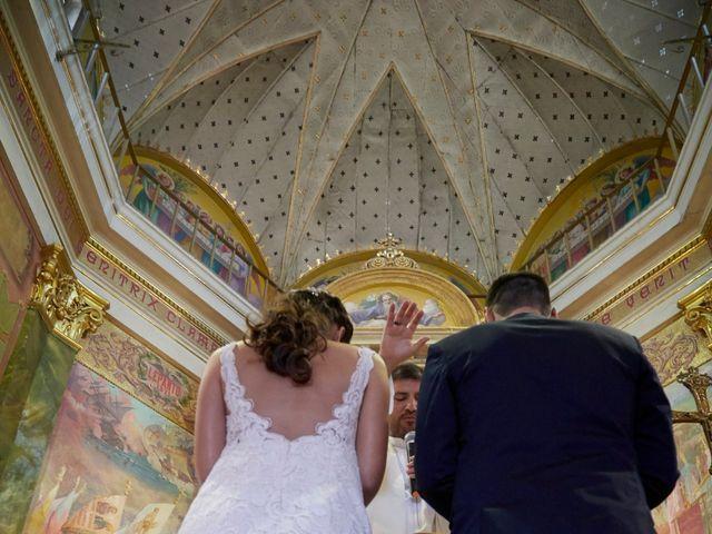 El casamiento de Sergio y Natalia en Maipu, Mendoza 29