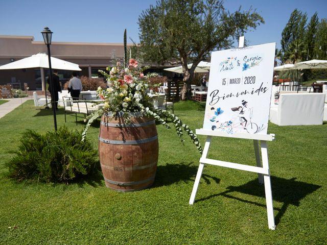 El casamiento de Sergio y Natalia en Maipu, Mendoza 33