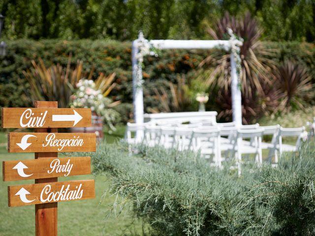 El casamiento de Sergio y Natalia en Maipu, Mendoza 35