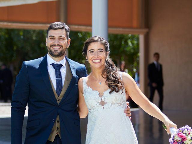 El casamiento de Sergio y Natalia en Maipu, Mendoza 39