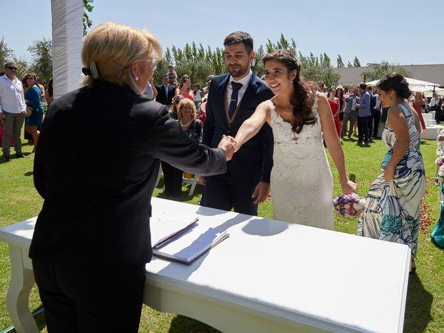 El casamiento de Sergio y Natalia en Maipu, Mendoza 42