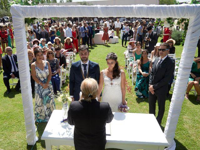 El casamiento de Sergio y Natalia en Maipu, Mendoza 43