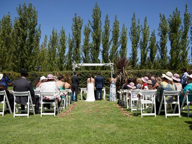 El casamiento de Sergio y Natalia en Maipu, Mendoza 45