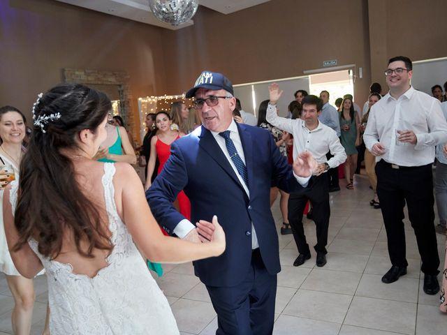 El casamiento de Sergio y Natalia en Maipu, Mendoza 52