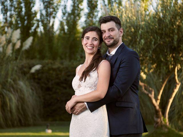 El casamiento de Sergio y Natalia en Maipu, Mendoza 56
