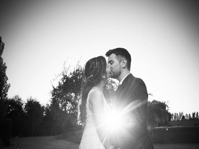 El casamiento de Sergio y Natalia en Maipu, Mendoza 57