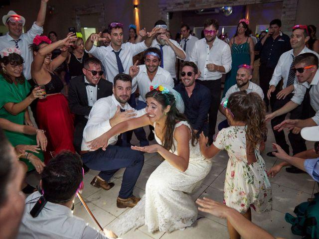 El casamiento de Sergio y Natalia en Maipu, Mendoza 59