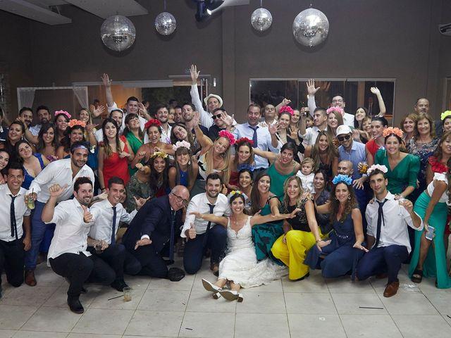 El casamiento de Sergio y Natalia en Maipu, Mendoza 61