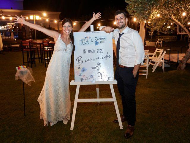 El casamiento de Sergio y Natalia en Maipu, Mendoza 1