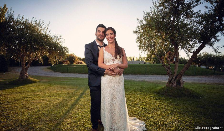 El casamiento de Sergio y Natalia en Maipu, Mendoza