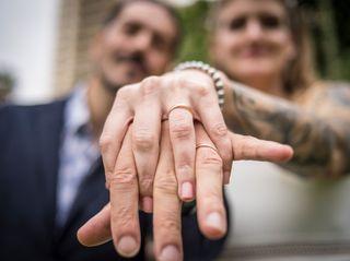 El casamiento de Lucila y Emiliano